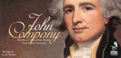 Cover art from John Company: a portrait of an East India Company executive